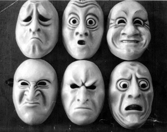 comunicazione Maschere-emozioni